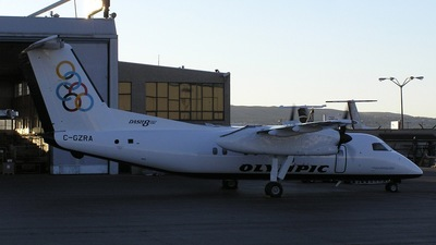 C-GZRA - Bombardier Dash 8-102A - Olympic Aviation