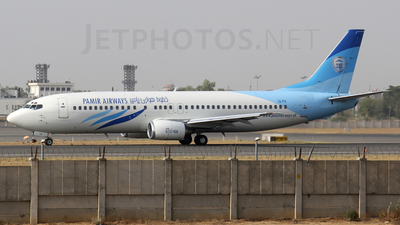 YA-PIE - Boeing 737-4Y0 - Pamir Airways
