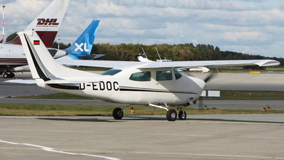 D-EDOC - Reims-Cessna FT210M Centurion II - Private