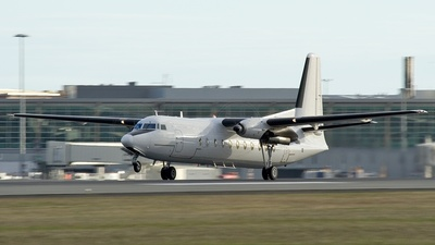 A picture of ZKPAX - Fokker 27 -  - © Tim Ward