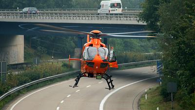 D-HZSB - Eurocopter EC 135T2i - Germany - Luftrettung