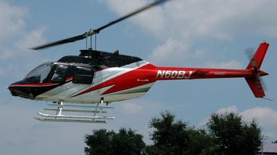 N60BJ - Bell 206B JetRanger - Private