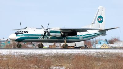 RA-46488 - Antonov An-24RV - Alrosa Airlines