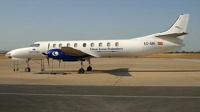 EC-GBI - Swearingen SA226-AT Merlin IV - Lineas Aereas Peninsulares