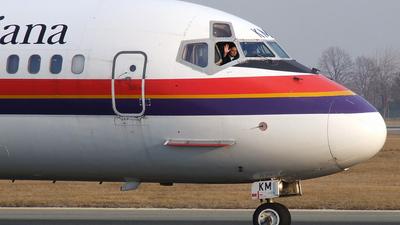 EI-CKM - McDonnell Douglas MD-83 - Meridiana