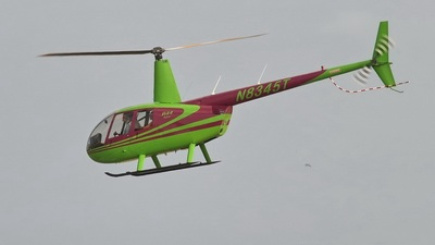 N8345T - Robinson R44 Astro - Private