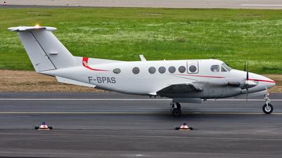 F-GPAS - Beechcraft 200 Super King Air - Chalair Aviation