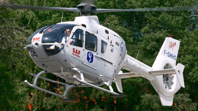 F-GMHG - Eurocopter EC 135T1 - SAF Hélicoptères - Service Aérien Français