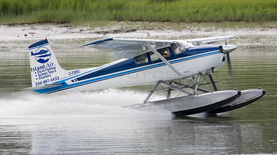 A picture of CFQRZ - Cessna 182B Skylane - [52042] - © Mike Head - Jet Wash Photos