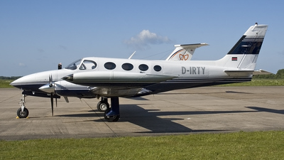 D-IRTY - Cessna 340A II - Private