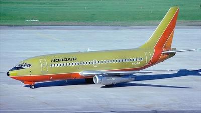 N73717 - Boeing 737-2H4 - Nordair