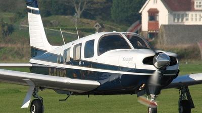 A picture of GRAMS - Piper PA32R301 - [32R8013134] - © BRIAN NICHOLAS
