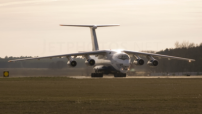 4K-AZ31 - Ilyushin IL-76TD - Silk Way Airlines