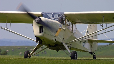 G-TENT - Auster J1N Alpha - Private