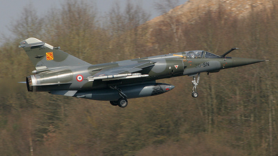 243 - Dassault Mirage F1CT - France - Air Force
