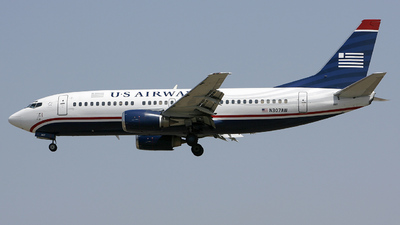 N307AW - Boeing 737-3G7 - US Airways (America West Airlines)