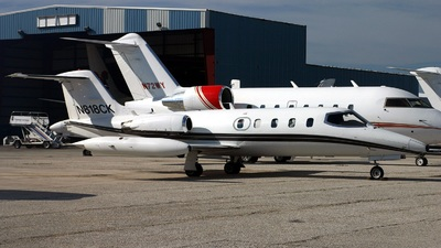 A picture of N818CK - Learjet 25B - Kalitta Charters - © Gerard A. Mark