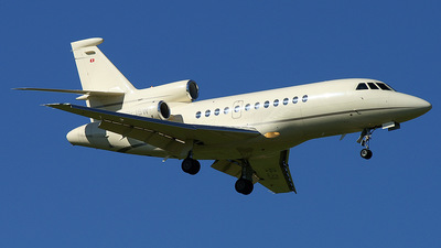HB-JSW - Dassault Falcon 900DX - ExecuJet Charter