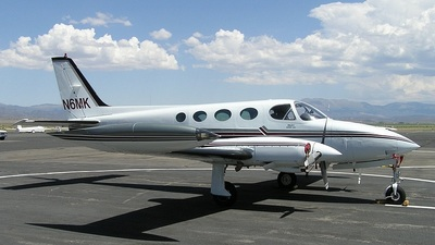 A picture of N6MK - Cessna 340 - [3400322] - © mike evans