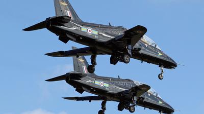 XX165 - British Aerospace Hawk T.1 - United Kingdom - Royal Air Force (RAF)