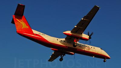 S2-AHA - Bombardier Dash 8-Q314 - Regent Airways