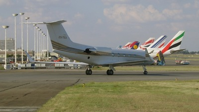 ZS-TEX - Gulfstream G-III - Private