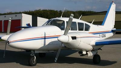 C-GGNA - Piper PA-23-250 Aztec C - Private