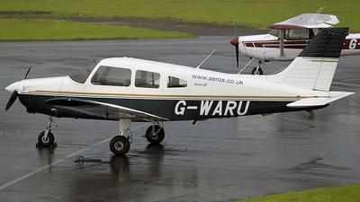 A picture of GWARU - Piper PA28161 - [2842023] - © mark p