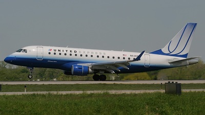 N636RW - Embraer 170-100SE - United Express (Chautauqua Airlines)