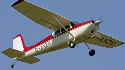 A picture of GAXZO - Cessna 180 - [31137] - © hjcurtis