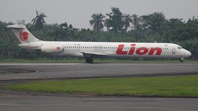 PK-LMN - McDonnell Douglas MD-82 - Lion Air