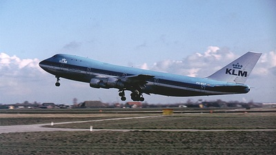 PH-BUF - Boeing 747-206B - KLM Royal Dutch Airlines
