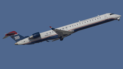 N911FJ - Bombardier CRJ-900ER - US Airways Express (Mesa Airlines)