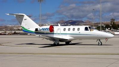 I-RVRP - Cessna 525 CitationJet 1 - Private