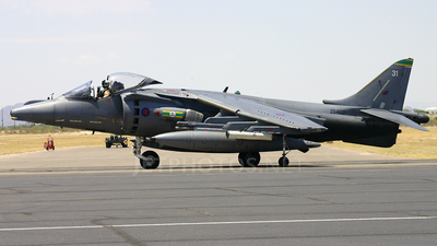 ZD402 - British Aerospace Harrier GR.7 - United Kingdom - Royal Air Force (RAF)