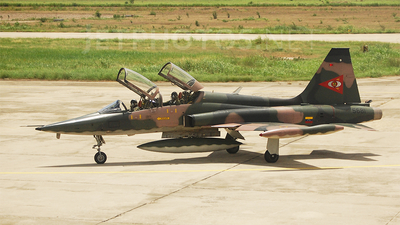 5681 - Northrop F-5B Freedom Fighter - Venezuela - Air Force