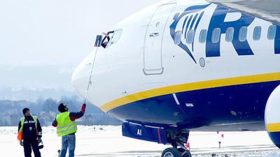 EI-DAI - Boeing 737-8AS - Ryanair