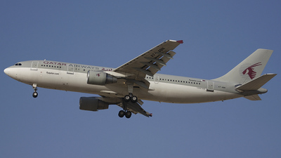 A7-ABN - Airbus A300B4-622R - Qatar Airways
