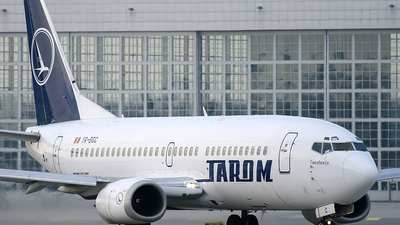 YR-BGC - Boeing 737-38J - Tarom - Romanian Air Transport