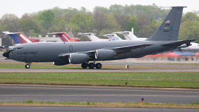 58-0063 - Boeing KC-135R Stratotanker - United States - US Air Force (USAF)