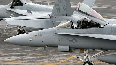 164271 - McDonnell Douglas F/A-18C Hornet - United States - US Marine Corps (USMC)