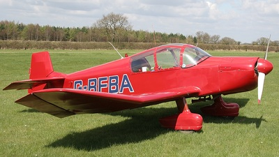 G-BFBA - Jodel DR100A - Private