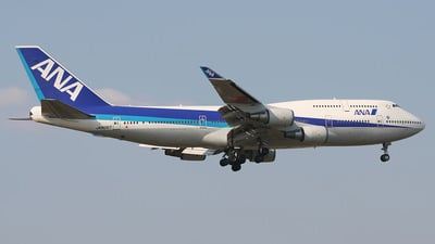 JA8097 - Boeing 747-481 - All Nippon Airways (ANA)