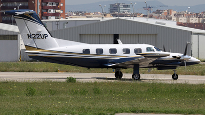 A picture of N22UP -  - [] - © Javier González