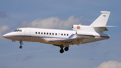 F-RAFM - Dassault Falcon 900B - France - Air Force
