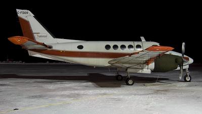C-FDOV - Beechcraft 100 King Air - National Aviation