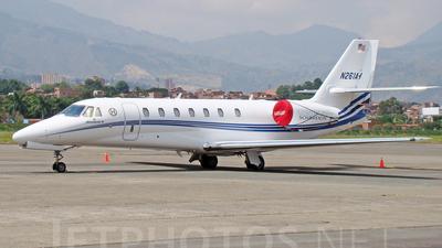 N261AH - Cessna 680 Citation Sovereign - Private