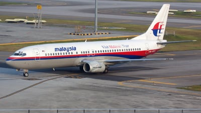 9M-MMN - Boeing 737-4H6 - Malaysia Airlines