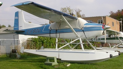 C-FBZU - Cessna A185E Skywagon - Private