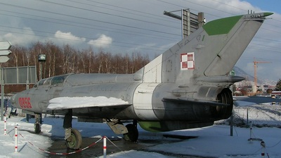 0856 - Mikoyan-Gurevich MiG-21UM Fishbed J - Poland - Air Force